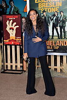 """LOS ANGELES, USA. October 11, 2019: Rosario Dawson at the premiere of """"Zombieland: Double Tap"""" at the Regency Village Theatre.<br /> Picture: Paul Smith/Featureflash"""