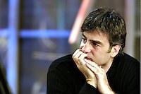 Roma 29/3/2004 MCS. <br /> L'attore, comico e imitatore,  Max Tortora<br /> Foto Andrea Staccioli Insidefoto