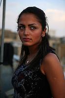 portrait of Maral in Tehran