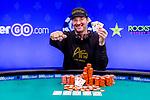 2018 WSOP Event #71: $5,000 No-Limit Hold'em (30 minute levels)