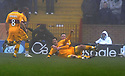 12/12/2009  Copyright  Pic : James Stewart.sct_jspa04_motherwell v celtic  . :: LUKAS JUTKIEWICZ CELEBRATES AFTER HE SCORES MOTHERWELL'S FIRST :: .James Stewart Photography 19 Carronlea Drive, Falkirk. FK2 8DN      Vat Reg No. 607 6932 25.Telephone      : +44 (0)1324 570291 .Mobile              : +44 (0)7721 416997.E-mail  :  jim@jspa.co.uk.If you require further information then contact Jim Stewart on any of the numbers above.........