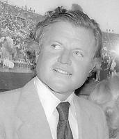 Ted Kennedy 1978<br /> Photo By John Barrett/PHOTOlink