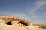 Israel, Negev, Nitzana Cave