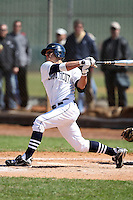 February 28, 2010:  L.J. Mazzilli of the University of Connecticut Huskies during the Big East/Big 10 Challenge at Raymond Naimoli Complex in St. Petersburg, FL.  Photo By Mike Janes/Four Seam Images