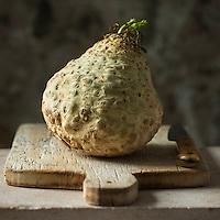 Céleri-rave bio // Organic  Celeriac