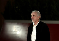 "Spanish director Fernando Trueba poses on the red carpet for the screening of the film ""El olvido que seremos"" during the 15th Rome Film Festival (Festa del Cinema di Roma) at the Auditorium Parco della Musica in Rome on October 22, 2020.<br /> UPDATE IMAGES PRESS/Isabella Bonotto"