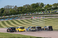 The second supercar qualifier gets underway during the 5 Nations BRX Championship at Lydden Hill Race Circuit on 31st May 2021