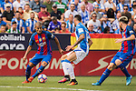 Rafinha of FC Barcelona in action during their La Liga match between Deportivo Leganes and FC Barcelona at the Butarque Municipal Stadium on 17 September 2016 in Madrid, Spain. Photo by Diego Gonzalez Souto / Power Sport Images
