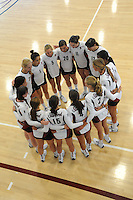 STANFORD, CA - AUGUST 8:  The team during picture day on August 8, 2010 in Stanford, California.