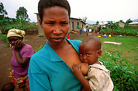 Gyseni/Rwanda.<br />