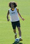 Getafe's Marc Cucurella during training session. June 5,2020.(ALTERPHOTOS/Acero)