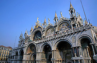 Saint Mark's Basilica, Venice, Italy.