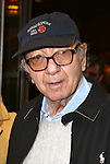 Neil Simon attending the Opening Night Broadway Performance for 'Violet'  at The American Airlines Theatre on April 20, 2014 in New York City.