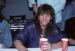 Bon Jovi in Los Angeles in 1988.