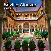 Photos of the Alcazar of Seville. Alcazar of Seville Images