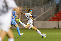 Chicago, IL - Wednesday Sept. 07, 2016: Shea Groom during a regular season National Women's Soccer League (NWSL) match between the Chicago Red Stars and FC Kansas City at Toyota Park.