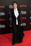 "Silvia Abascal attends to ""Las chicas del cable"" premiere at Callao Cinemas in Madrid, April 27, 2017. Spain.<br /> (ALTERPHOTOS/BorjaB.Hojas)"