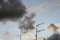 - TV antennas<br /> <br /> - antenne televisive