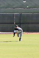 Trayce Thompson - Chicago White Sox, 2009 Instructional League.Photo by:  Bill Mitchell/Four Seam Images..