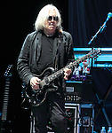 Chris Stein of Blondie performs at the Music Box in the Borgata Hotel and Casino in Atlantic City, New Jersey September 16, 2011. Copyright EML/Rockinexposures.com.