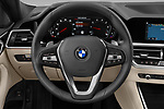 Car pictures of steering wheel view of a 2022 BMW 4-Series-Coupe 430i-Sport 2 Door Coupe Steering Wheel