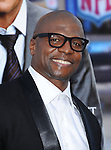 Terry Crews attends The L.A. Premiere of Summit Entertainment's DRAFT DAY held at The Regency Village Theatre in Westwood, California on April 07,2014                                                                               © 2014 Hollywood Press Agency