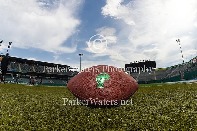 Tulane Fall Football 2015.
