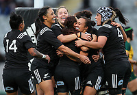 190817 International Women's Rugby - NZ Black Ferns v Australia Wallaroos