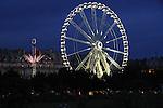 Jardin des Tuileries and ferriswheel, Paris, France, Europe.