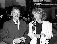 FILE PHOTO - <br /> Fournier a<br /> l'ouverture du Festival des Films du Monde, a la Place des arts, le 25 aout 1994.<br /> <br /> PHOTO : Pierre Roussel<br />  - Agence Quebec Presse