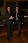 """BARBARA PèALOMBELLI CON ROSY GRECO<br /> PRESENTAZIONE LIBRO """"L'INVIDIA"""" DI ALAN ELKANN IN CAMPIDOGLIO - ROMA 2006"""