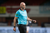 27th March 2021; Dens Park, Dundee, Scotland; Scottish Championship Football, Dundee FC versus Dunfermline; Referee Bobby Madden