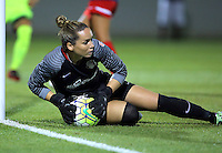 Boyds, MD - Wednesday Sept. 07, 2016: Kelsey Wys during a regular season National Women's Soccer League (NWSL) match between the Washington Spirit and the Seattle Reign FC at Maureen Hendricks Field, Maryland SoccerPlex.