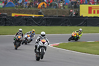 Tom Neave of the Neave Twins team (No. 68) winning the Pirelli National Superstock 600 Championship race at the 2017 BSB Round 6 - Brands Hatch GP Circuit at Brands Hatch, Longfield, England on Sunday 23 July 2017. Photo by David Horn/PRiME Media Images