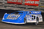 Sep 26, 2013; 7:24:51 PM; Knoxville, IA., USA; 10th Annual Lucas Oil Late Model Knoxville Nationals presented by Caseys General Stores at the Knoxville Raceway.  Mandatory Credit: (thesportswire.net)