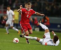 Friendly football match between the national teams of Russia and South Korea at the stadium VEB Arena . 9 Alexander Kokorin (RUS). PUBLICATIONxNOTxINxRUS   <br /> Foto Insidefoto