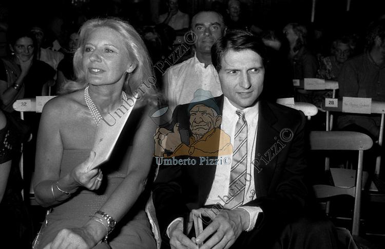 FRANCINE CRESCENT<br /> SFILATA LANCETTI ROMA 1982