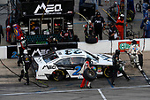 #23: J.J. Yeley, BK Racing, Toyota Camry Maximum Elevation Off-Road, pit stop