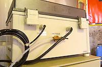 Equipment for micro-oxygenation. Albet i Noya. Penedes Catalonia Spain