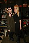 Actress Mena Suvari and Designer Christian Siriano
