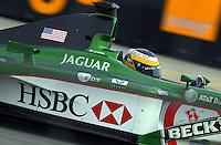 Pedro De La Rosa (#19 Jaguar)