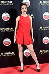 """Maria Pedraza attends to the premiere of the short film """"El Pelotari y la Fallera"""" at Cines Callao in Madrid, April 05, 2017. Spain.<br /> (ALTERPHOTOS/BorjaB.Hojas)"""