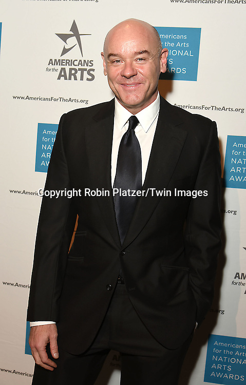artist and honoree Walton Ford attends the Americans for the Arts 56th Annual 2016 National Arts Awards on October 17, 2016 at Cipriani 42nd Street in New York, New York, USA.<br /> <br /> photo by Robin Platzer/Twin Images<br />  <br /> phone number 212-935-0770