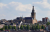 Nederland  Nijmegen  - September 2020 .  De Stevenskerk.    Foto : ANP/ Hollandse Hoogte / Berlinda van Dam