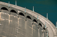 The Diablo Dam. Washington.