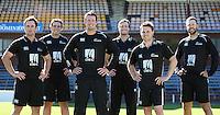 090304 Cricket - Black Caps Training