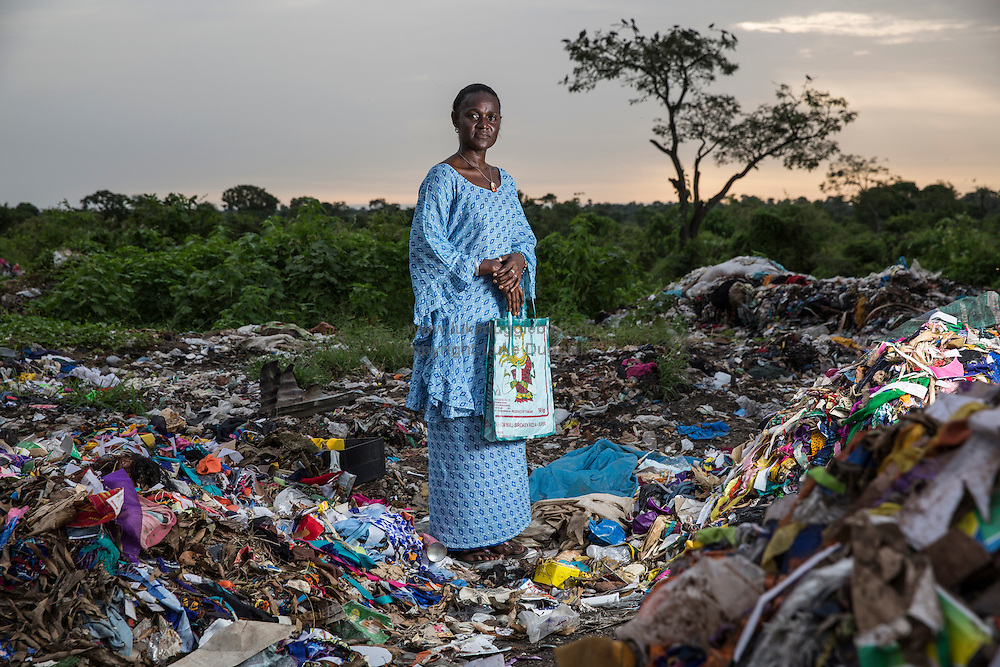 Isatou Ceesay - The Queen of Waste Plastic | LUKE DUGGLEBY | PICTURE ARCHIVE