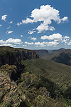 Blue Mountains National Park, a view of Katoomba Falls Reserve