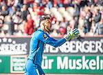 Spahic's freude nach dem 1:1 beim Spiel in der 3. Liga, 1. FC Kaiserslautern - SV Waldhof Mannheim.<br /> <br /> Foto © PIX-Sportfotos *** Foto ist honorarpflichtig! *** Auf Anfrage in hoeherer Qualitaet/Aufloesung. Belegexemplar erbeten. Veroeffentlichung ausschliesslich fuer journalistisch-publizistische Zwecke. For editorial use only. DFL regulations prohibit any use of photographs as image sequences and/or quasi-video.