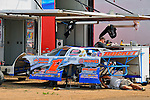 Aug 5, 2010; 3:14:47 PM; New Richmond, WI., USA; The 23rd Annual USA Nationals presented by U.S. Steel Corporation running a 50,000-to-win World of Outlaws Dirt Late Model Series sanctioned event at Cedar Lake Speedway.  Mandatory Credit: (thesportswire.net)